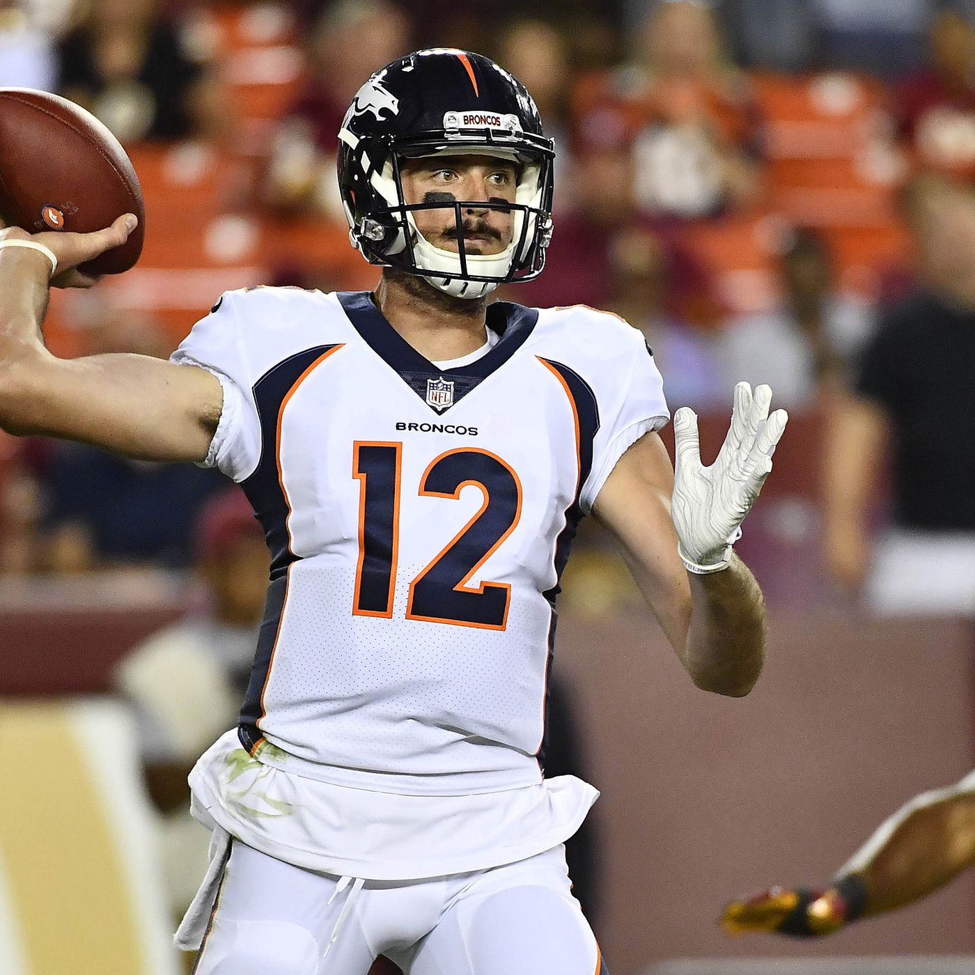 hot sale online f7f82 8d856 Report: Former Broncos quarterback Paxton Lynch will workout ...