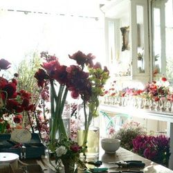 """<b>↑</b> Before you leave, pick up the ultimate Red Hook souvenir—a bouquet from the flower arranging wizards at <b><a href="""" http://www.saipua.com/"""">Saipua</a></b> (147 Van Dyke Street). The shop also stocks a house line of beautiful, so-fresh-they-have-"""