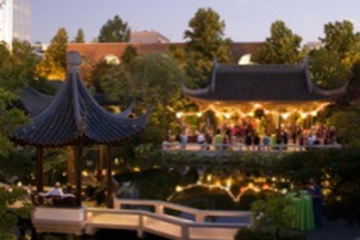 Downtown\'s Chinese Garden Welcomes Guests for Mooncake Event - Eater ...