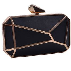 Show your architectural intelligence with a purse inspired by the popular Art Deco period. Art Deco Clutch, $58.00, Smak Parlour.