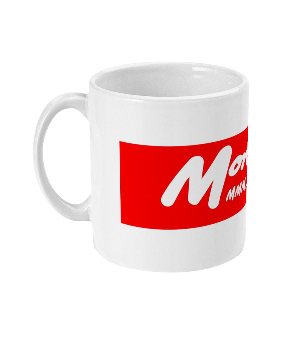 Morley's fried chicken shop mug