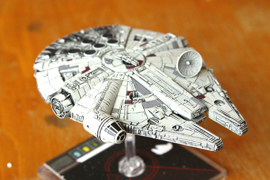 Star Wars X Wing Miniatures Game Relaunches With Gorgeous