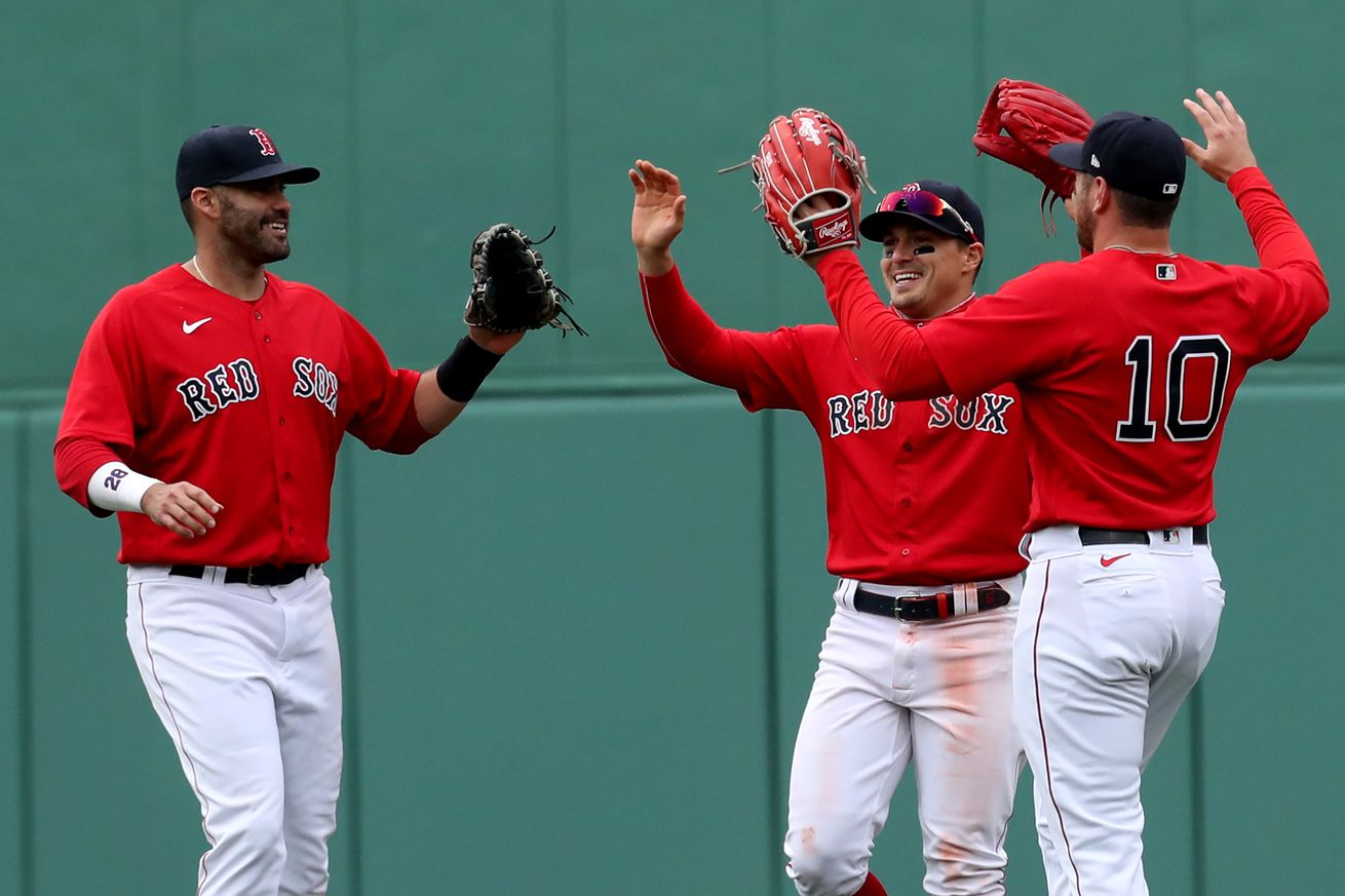 Red Sox vs Seattle Mariners