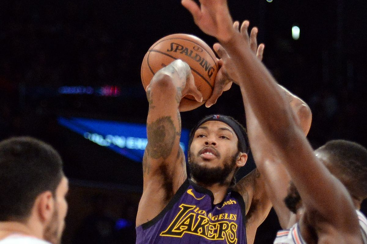 7b50b6c4cb6b Laker Film Room  The problem with how the Lakers have developed Brandon  Ingram