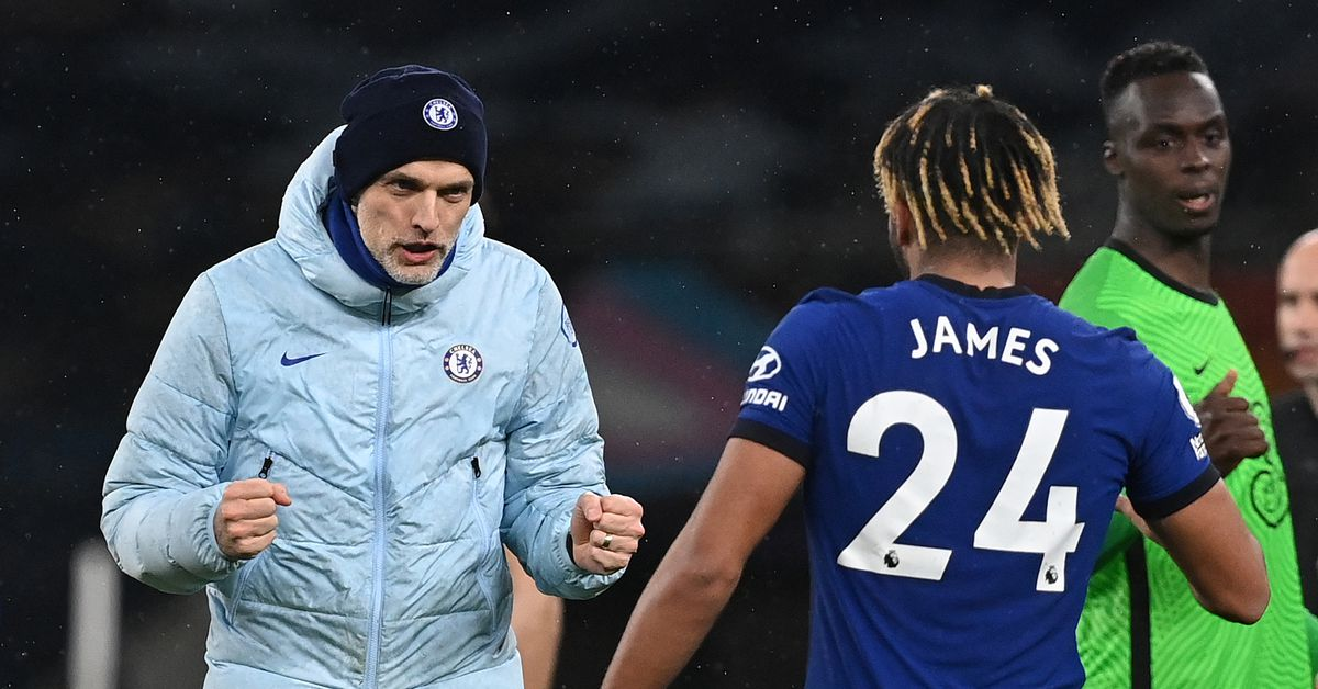 Reece James credits Tuchel for making Chelsea play 'better as a team' already - We Ain't Got No History