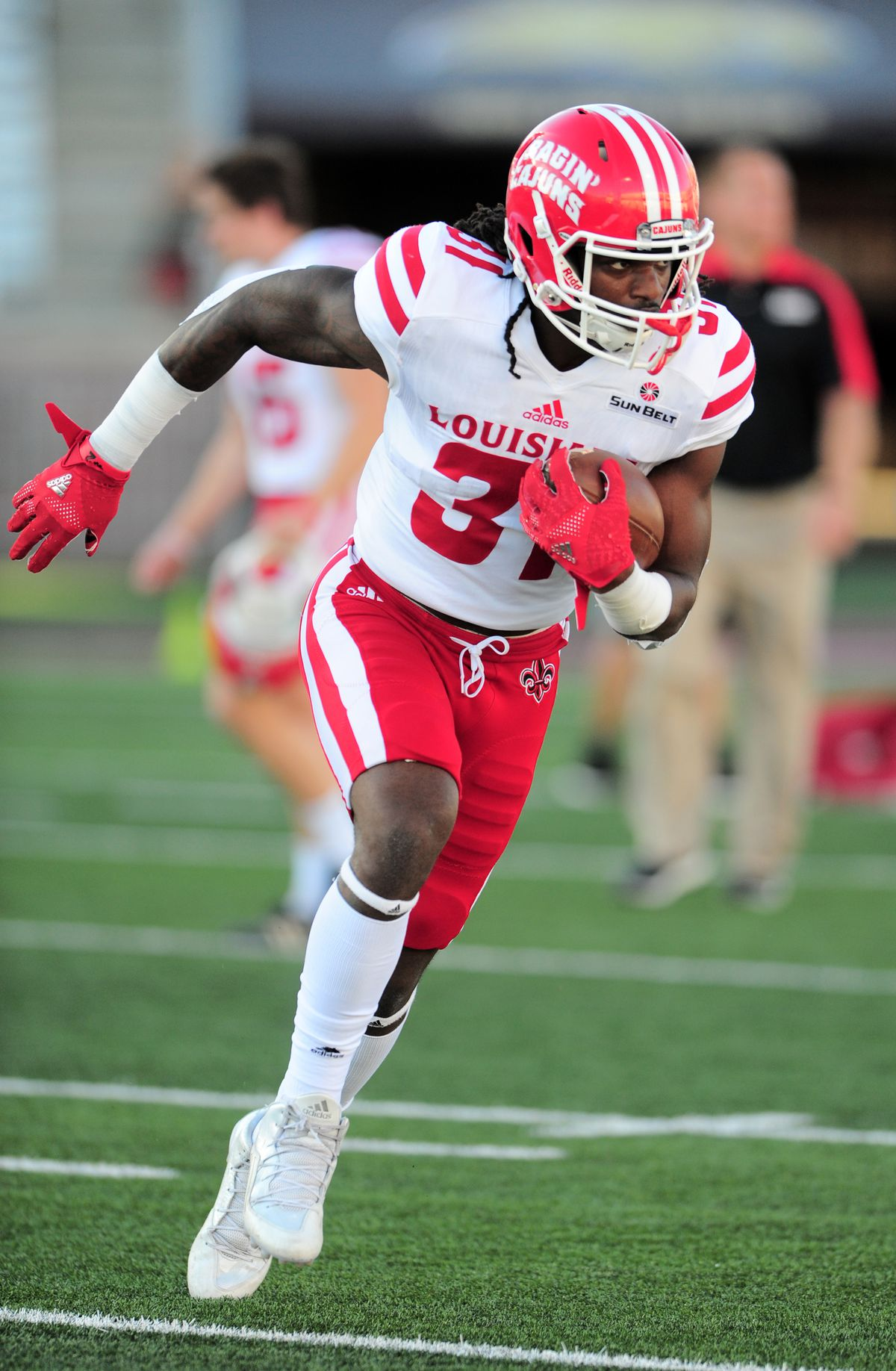 2018 Ul Lafayette Football Preview Cajuns Aren T Far From