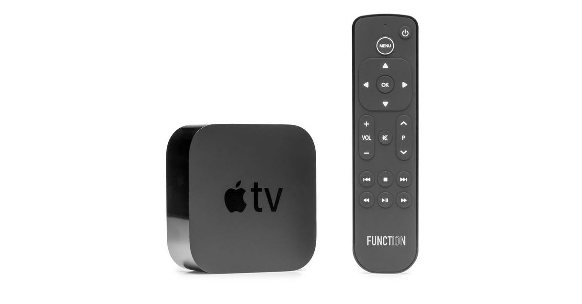 This  remote is for anyone who loves their Apple TV but hates its Siri Remote