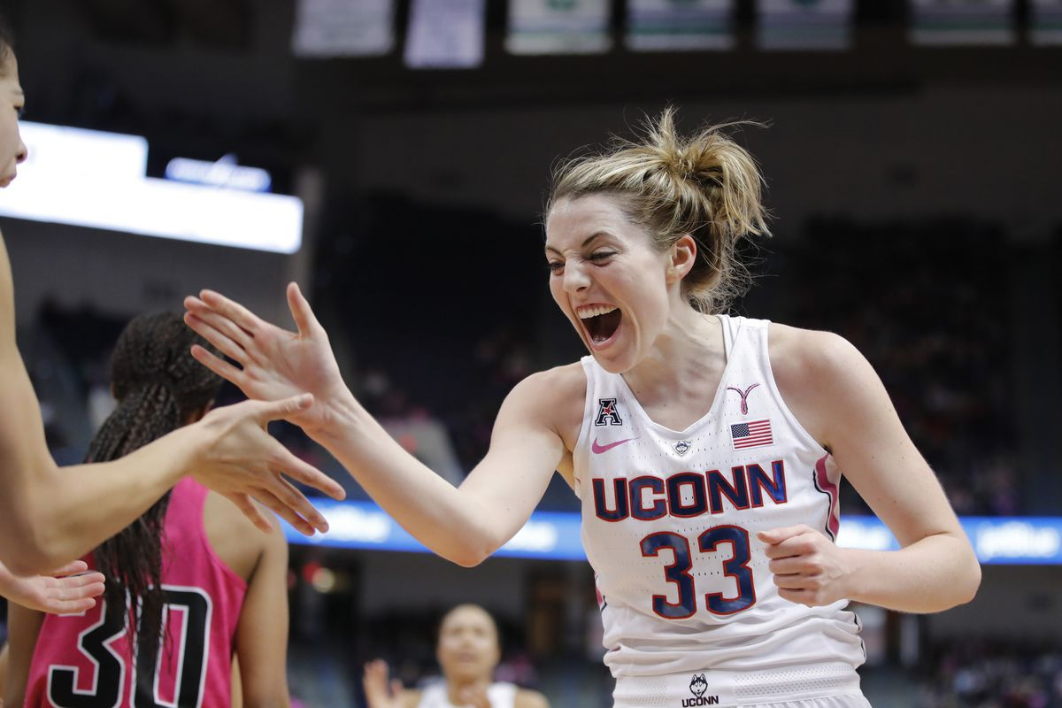 Women's college basketball: UCONN rolls over Wichita State