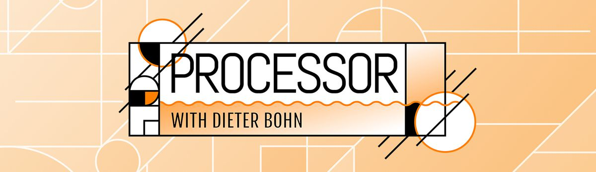 Processor, a newsletter about computers by Dieter Bohn