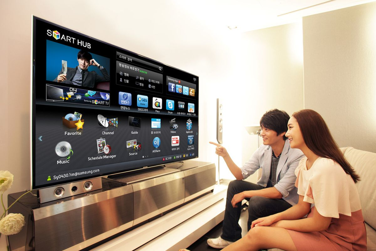 Samsung S Smart Tvs Are Inserting Unwanted Ads Into Users
