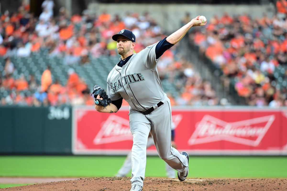 MLB: Seattle Mariners at Baltimore Orioles