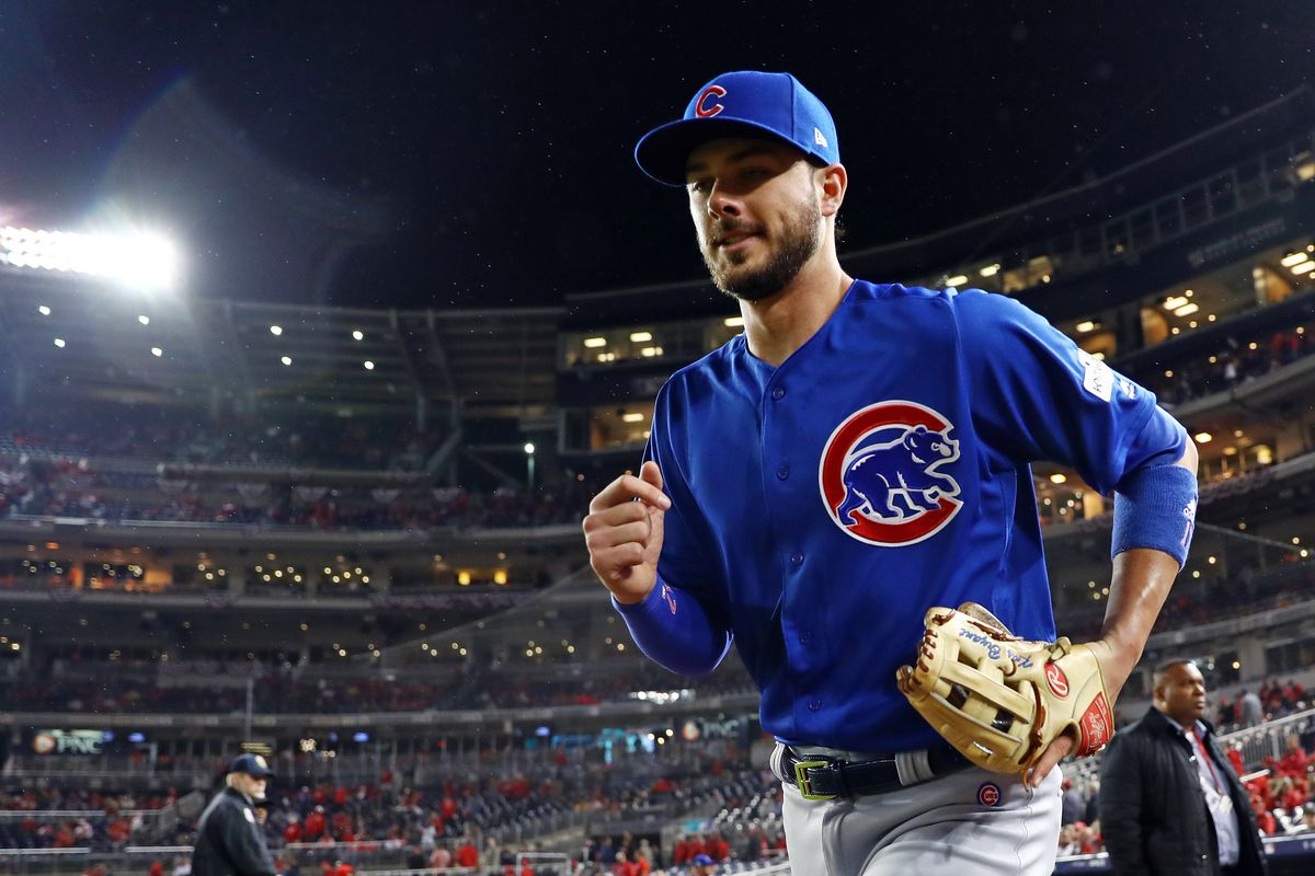 National League Division Series Game Five: Chicago Cubs v. Washington Nationals