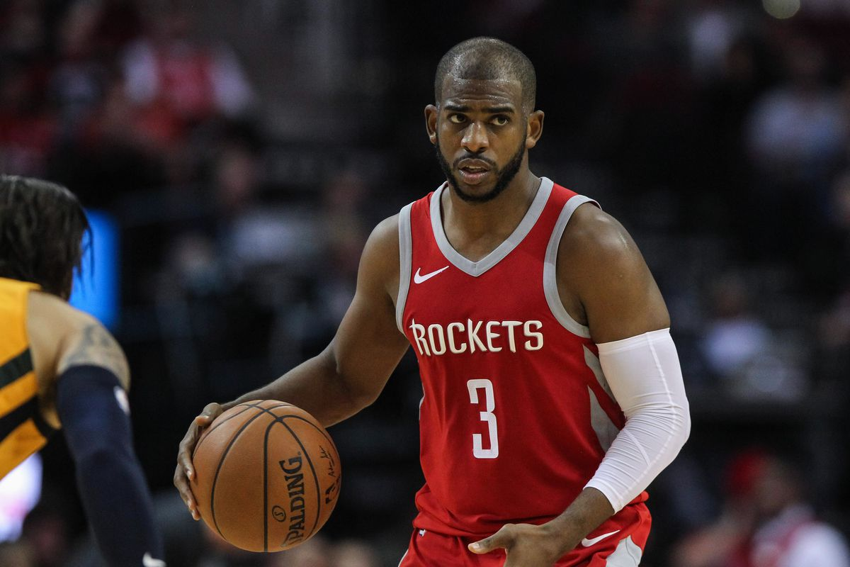 Image result for cp3 rockets usa today