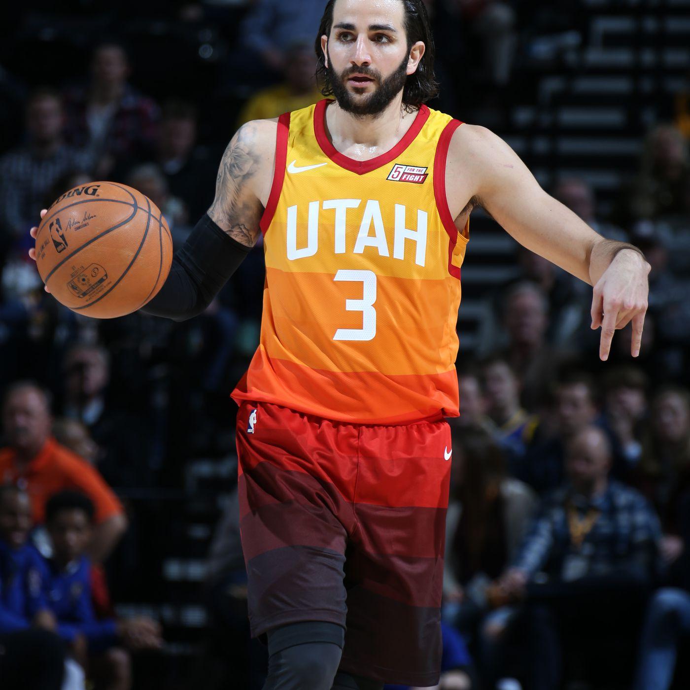 buy popular 43449 9fc6d RED ROCKED: Utah Jazz stun Golden State Warriors - SLC Dunk