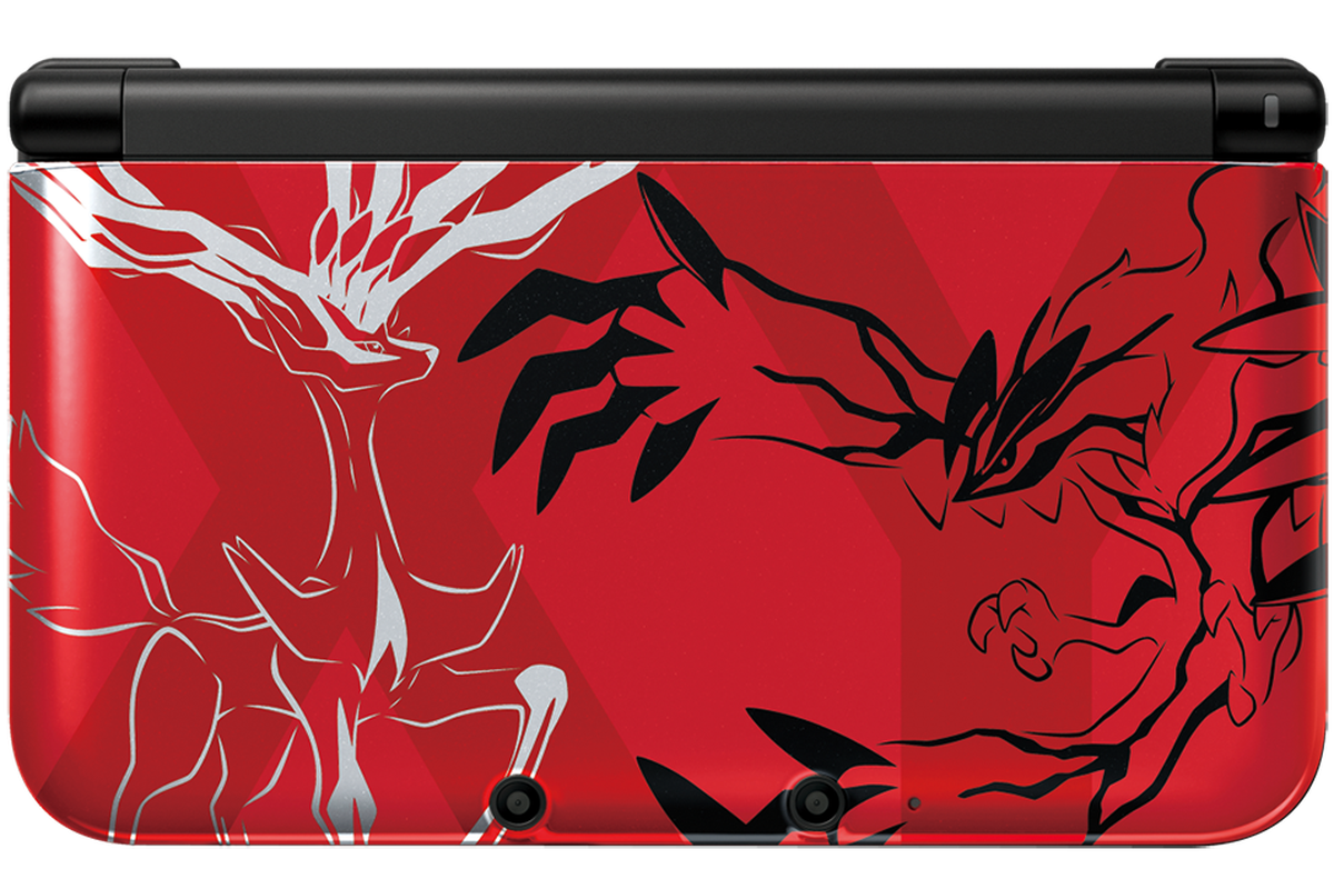 Pokemon X and Y 3DS XLs coming to North America and Europe Sept. 27 ...