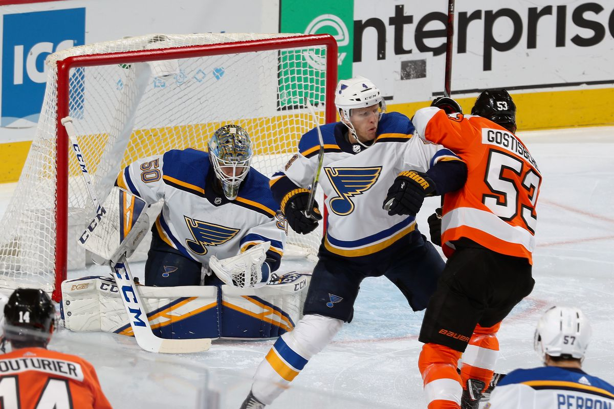 Blues at Flyers Not-a-Gameday-Thread: Who were the best Blues defensive  defensemen? - St. Louis Game Time