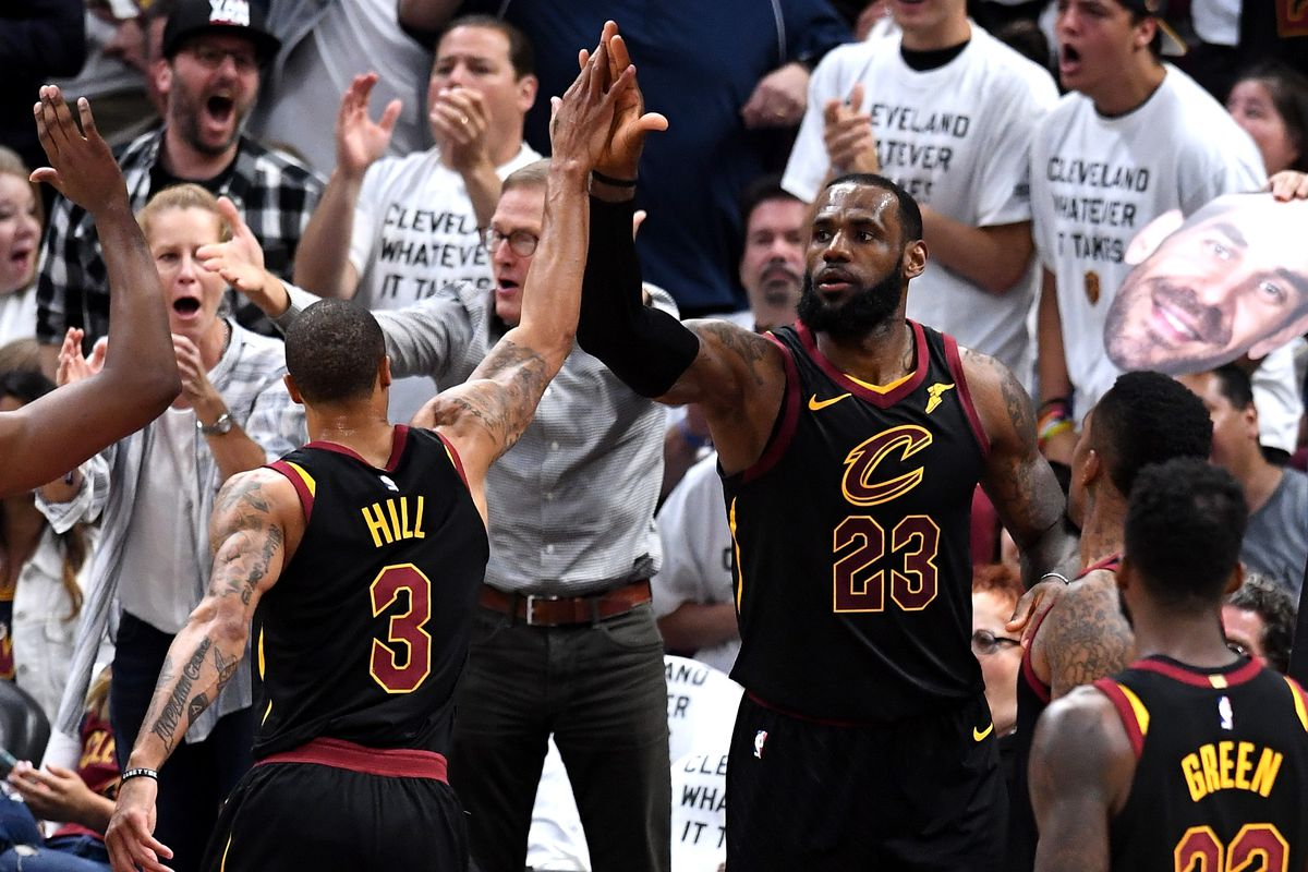 28802305151f LeBron James and the Cavaliers force Game 7