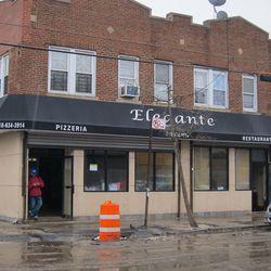 Elegante Pizzeria in the Rockaways.