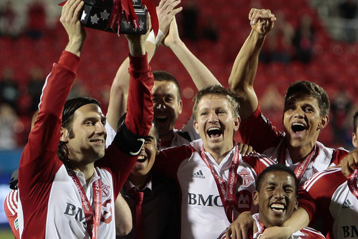 No Frings, No Plata, No Dunfield. Can TFC hoist the Cup a fifth-straight time?