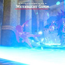 Breath of the Wild Waterblight Ganon part 1