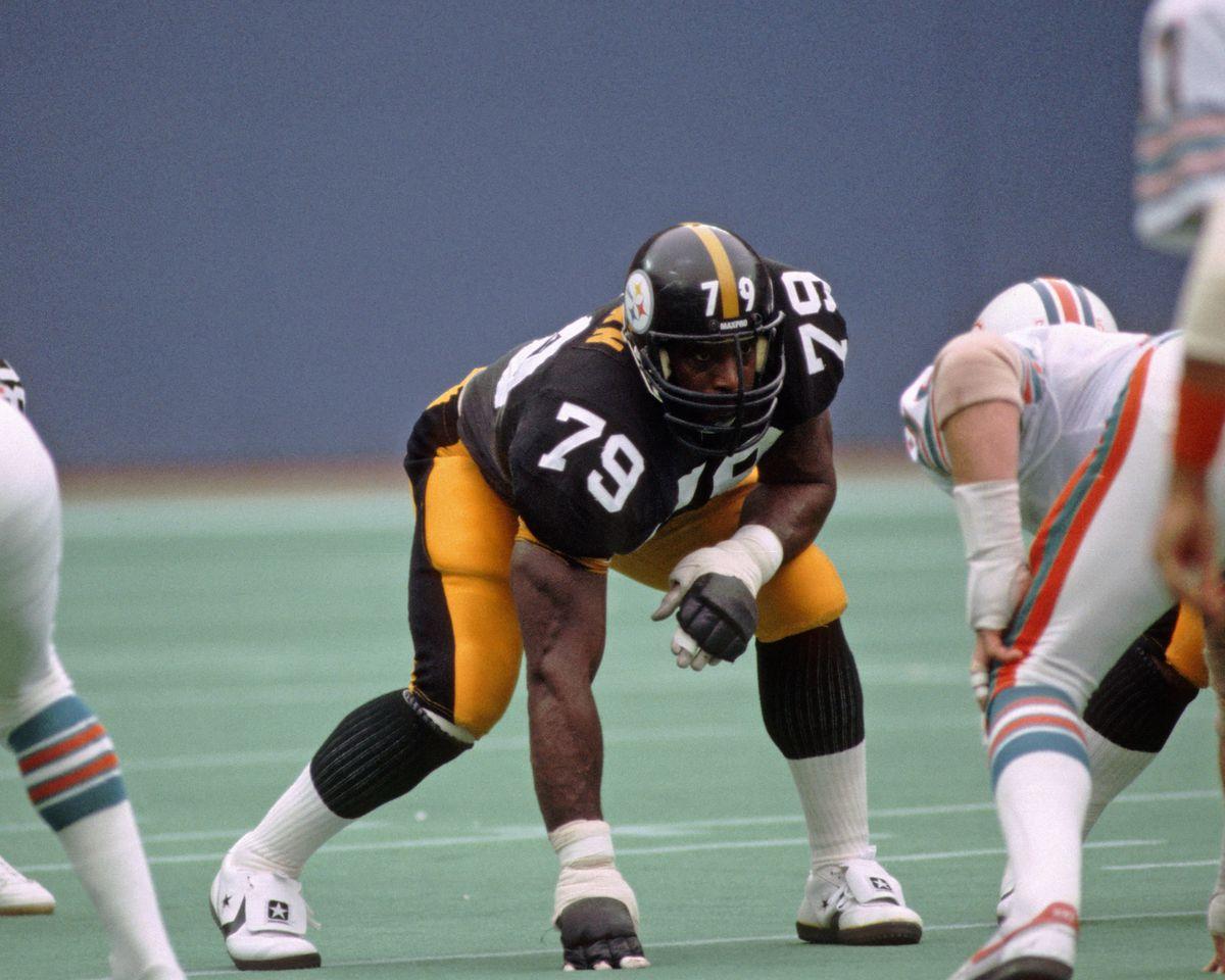 Steelers Larry Brown