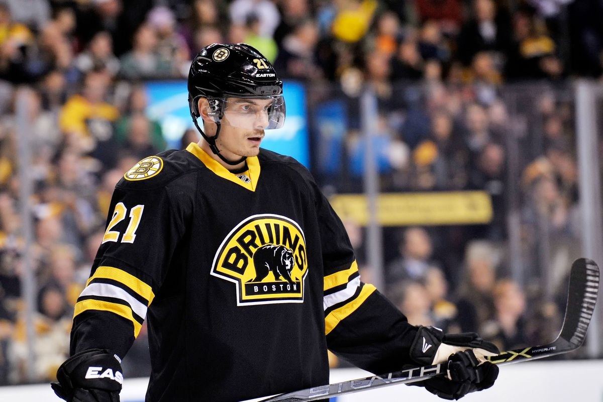 Loui Eriksson brought a new daughter home to Sweden