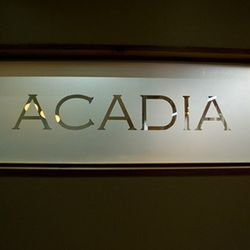 Welcome to Acadia