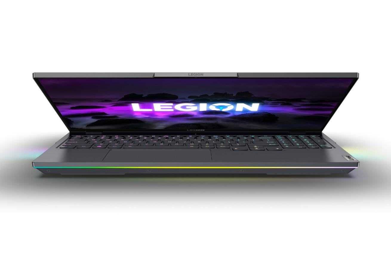 Lenovo's new Legion gaming laptops go all in on AMD's latest Ryzen chips