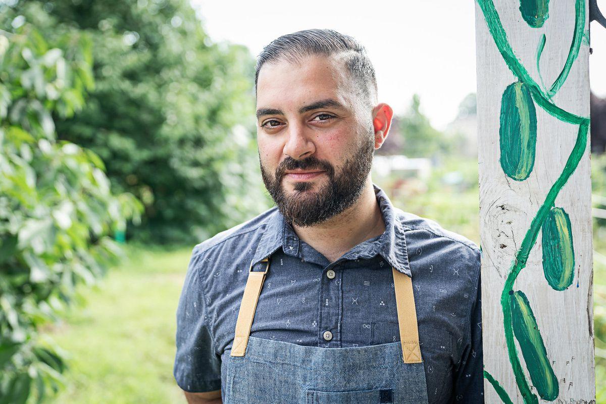Albi chef Michael Rafidi
