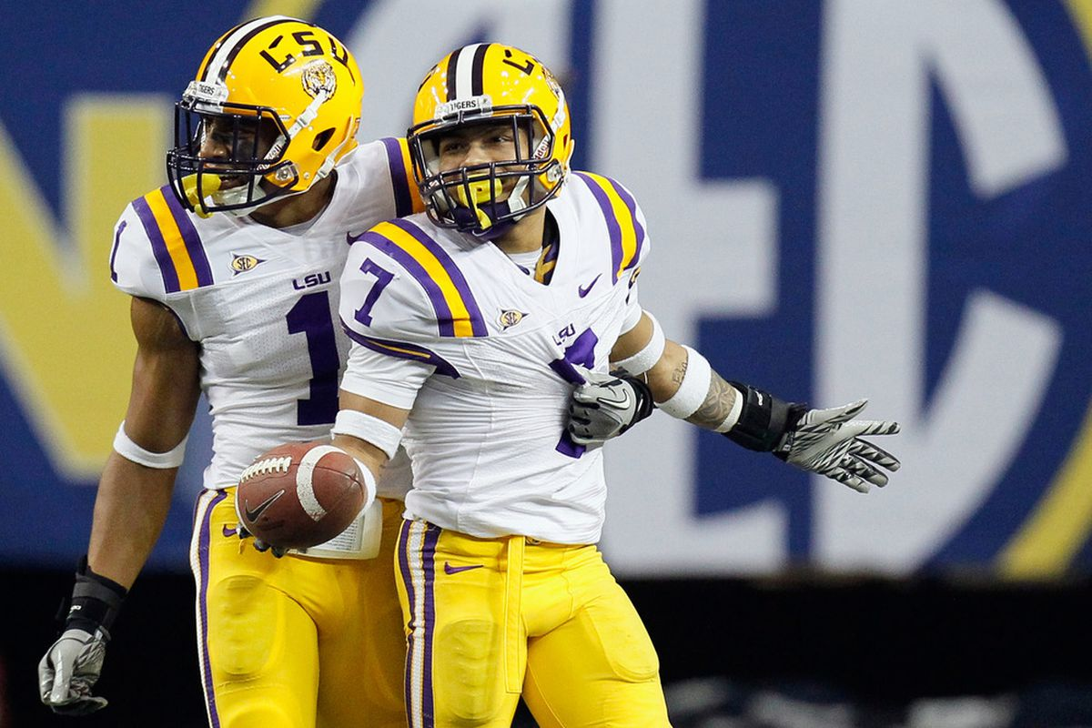 Is Tyrann Mathieu the only thing holding Tyrann Mathieu back? (Photo by Kevin C. Cox/Getty Images)