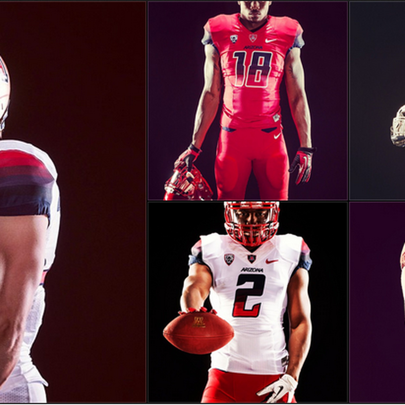 new arrival 2348a 4b828 New Arizona football uniforms include return of copper ...