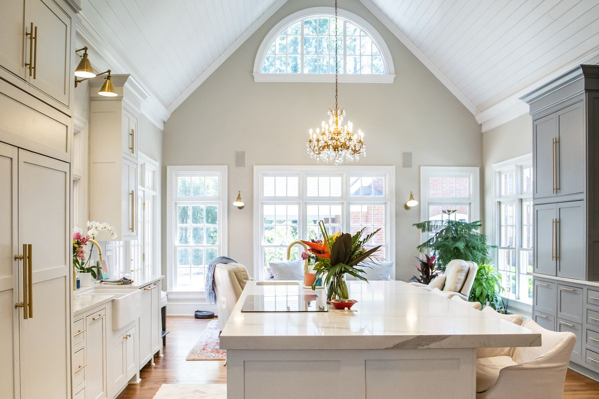 How To Vault A Ceiling This Old House
