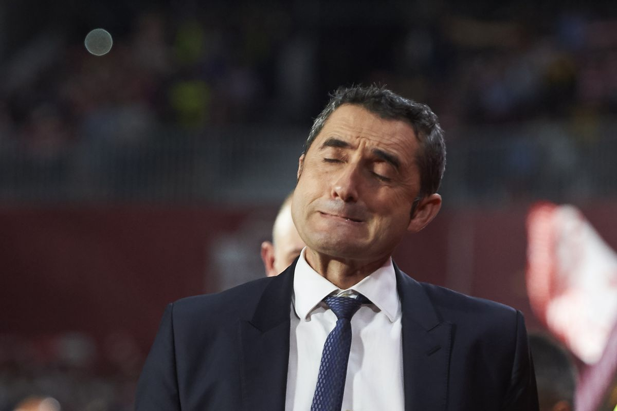 Ernesto Valverde is losing the Barcelona dressing room - report