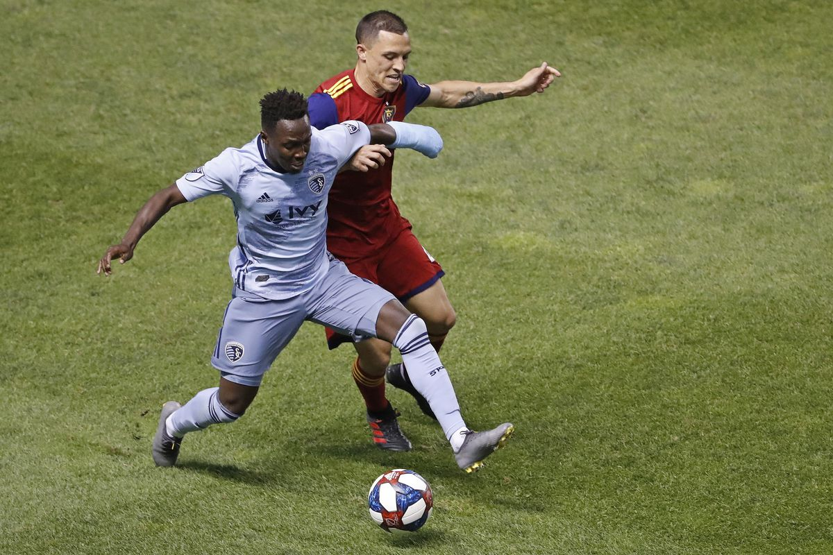 MLS: Sporting Kansas City at Real Salt Lake