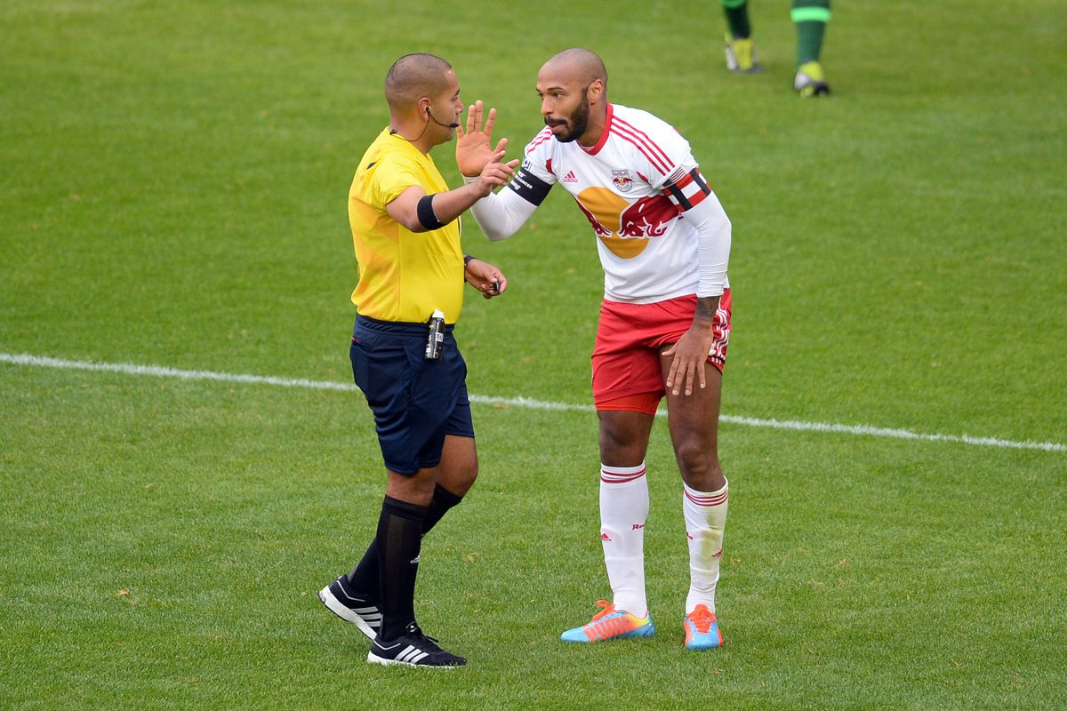 You tell him Titi - TFC beware, he's pretty good (read on for more similarly in-depth analysis)