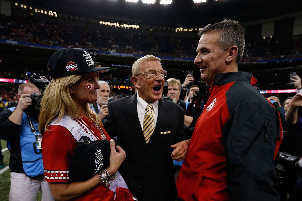607c5f9e44b Photo by Sean Gardner/Getty Images. Shockwaves were felt around the college  football landscape when we learned that Urban Meyer ...