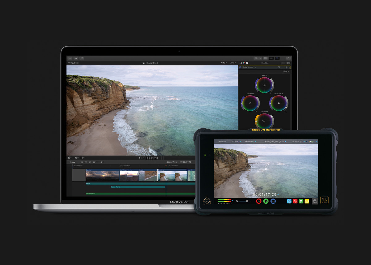 Apple's Final Cut Pro adds built-in closed caption tools and