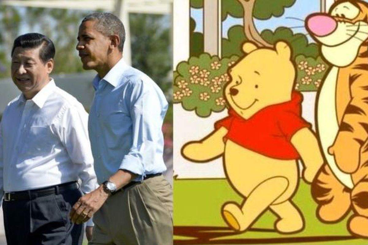 Winnie The Pooh Is Now Banned In China For Resembling President Xi
