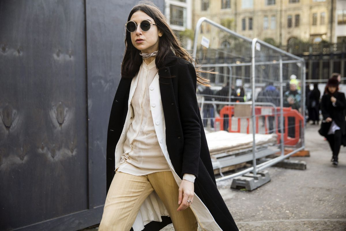 A Look Back at Some of the Best Street Style From London Fashion Week