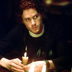 """Renegade priest Alex (Heath Ledger) investigates an ancient and secret Order in """"The Order."""""""