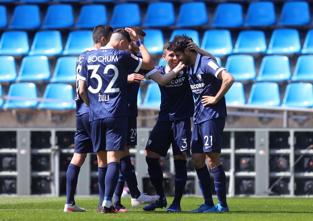 VfL Bochum 1848 v SSV Jahn Regensburg - Second Bundesliga