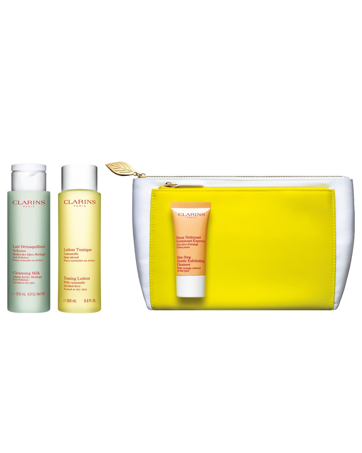 Clarins Daily Detox Normal to Dry Skin, $51 (usually $60)