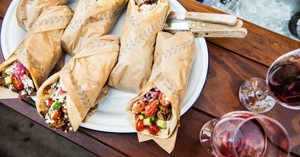 Greek Food Delivery Washington Dc