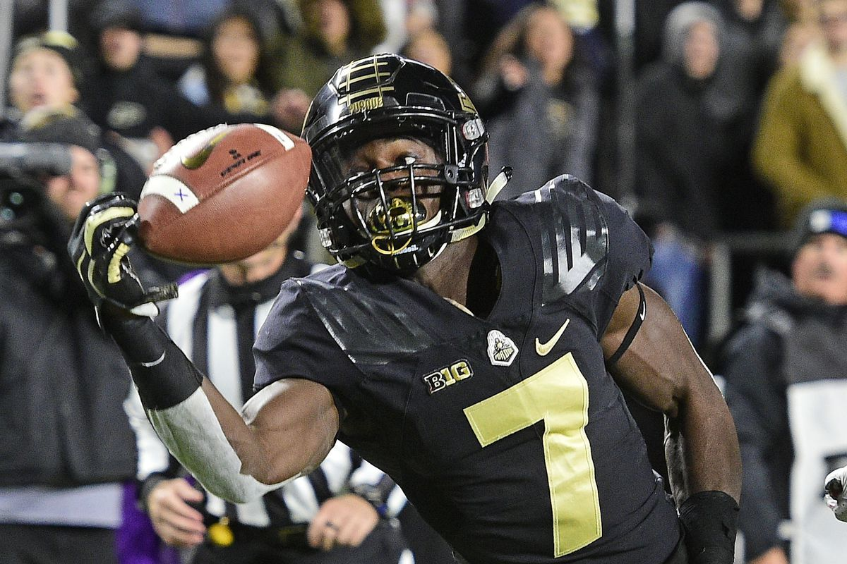 How did Purdue pummel Ohio State? Here's how