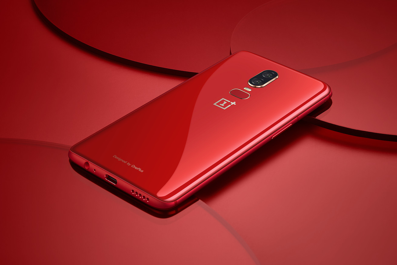 red oneplus 6 announced for july 10th release