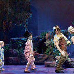 """Peter Pan"" \— Capitol Theatre"