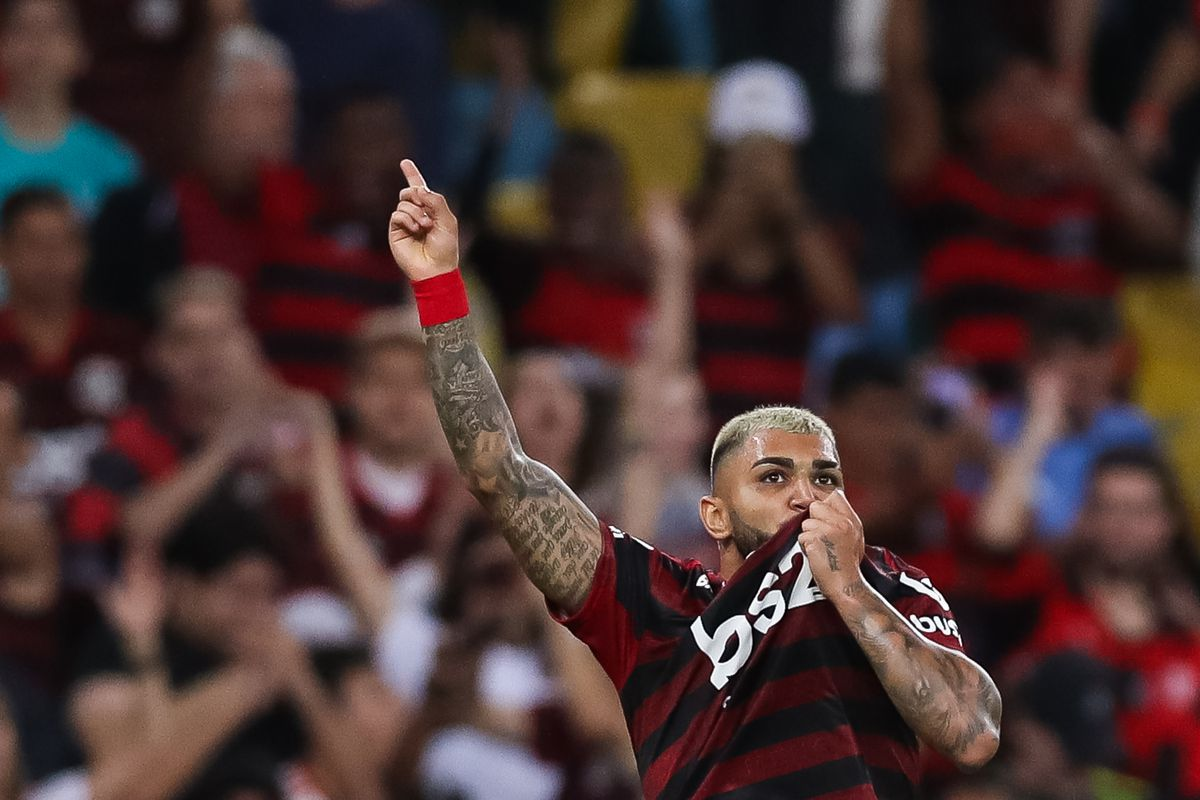 Flamengo v Internacional - Brasileirao Series A 2019