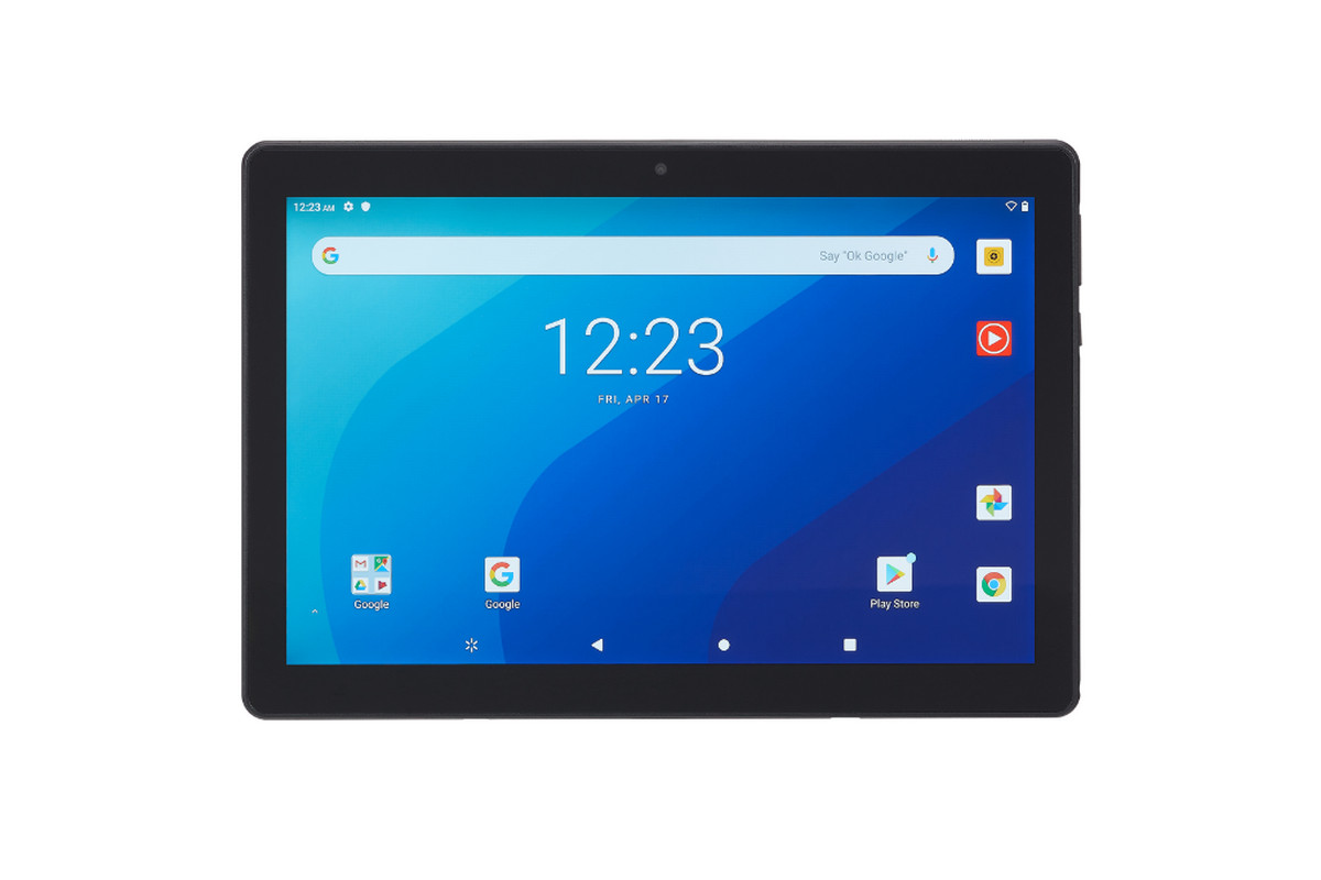 Walmart made a $99 tablet with Android 10 and USB-C - The Verge