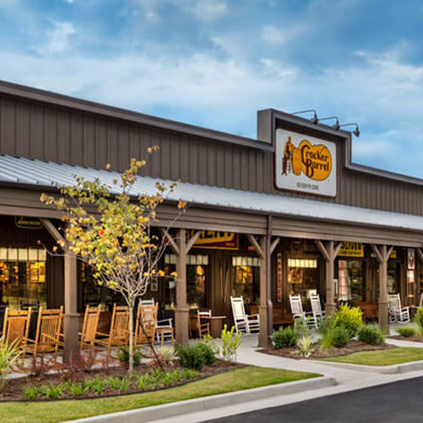 A New Cracker Barrel Is Opening In Northern California In The