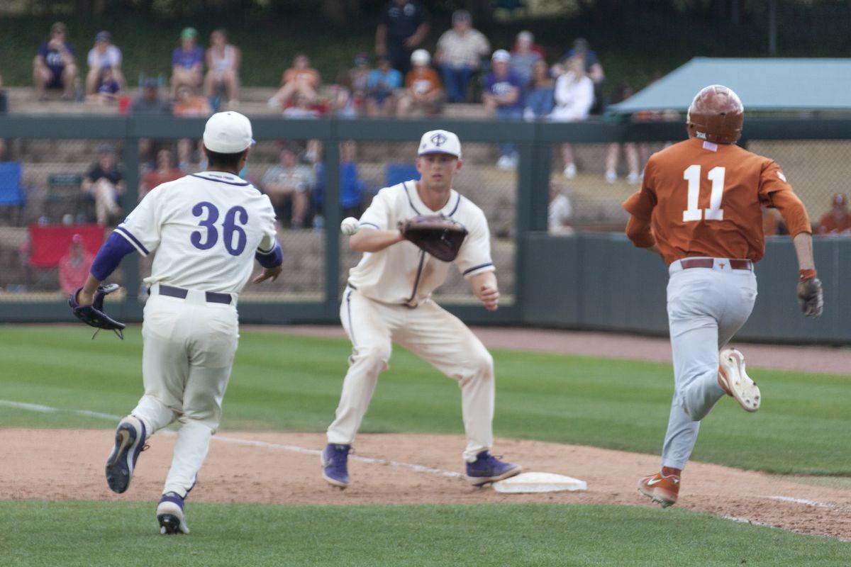 TCU Baseball vs Texas | March 24, 2019 | Lupton Stadium, Fort Worth, TX